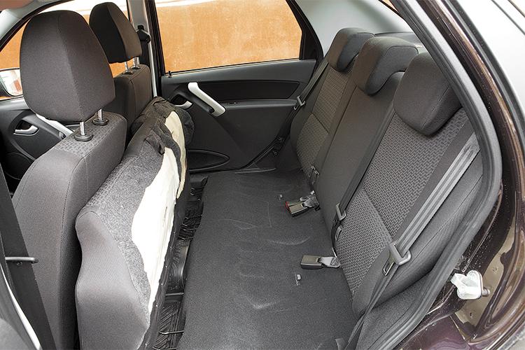 IMG 6022 Задние и передние сиденья на Datsun on Do и mi Do