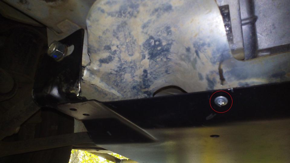 bf9832es 960 Как установить защиту картера на Datsun on Do и mi Do