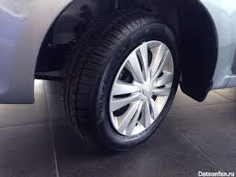 images 2 Диски и шины на Datsun on Do и mi Do   Характеристики и размеры