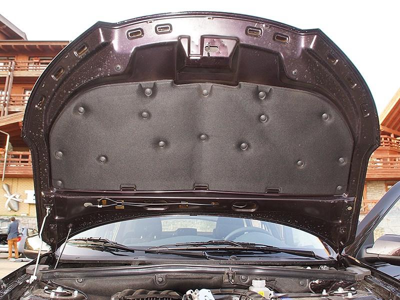 261F Как открыть капот и багажник на Datsun on Do и mi Do