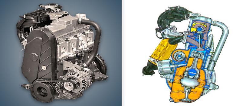 4 Какие двигатели устанавливаются на Datsun on Do и mi Do