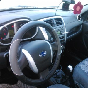 4e702dcs 960 300x300 Оплетка на руль для Datsun mi Do и on Do