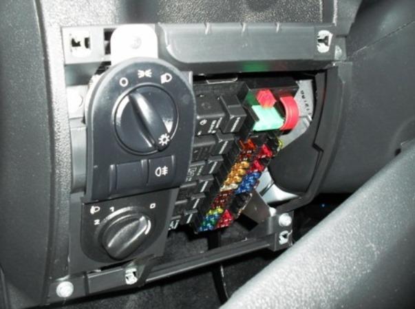 montagnyu blok1 Обозначение предохранителей и реле на Datsun on Do и mi Do