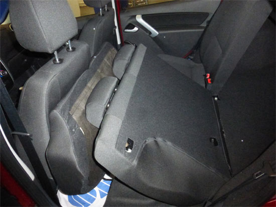 datdunmidoint2 Багажник Datsun mi Do   объем, фото