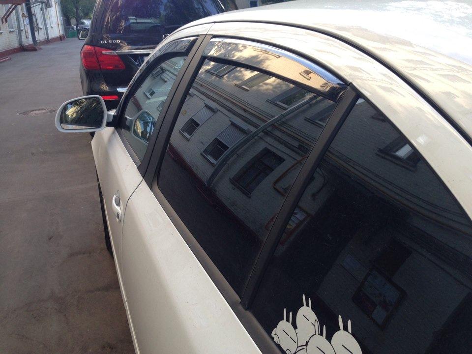 1d0a474s 960 Дефлекторы на окна и капот для Датсун он До и ми До: обзор цен и производителей
