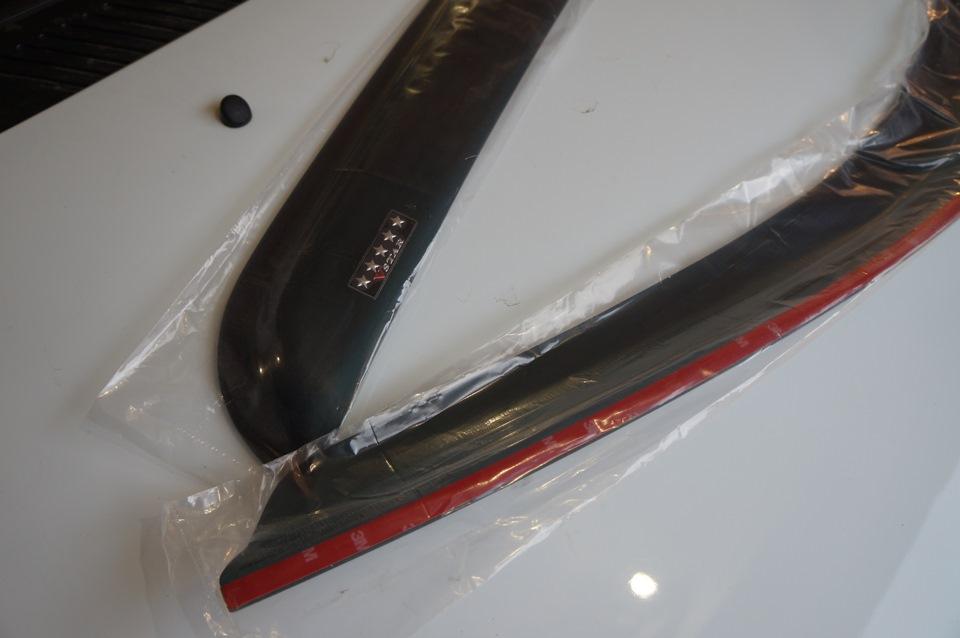 f1a9394s 960 Дефлекторы на окна и капот для Датсун он До и ми До: обзор цен и производителей