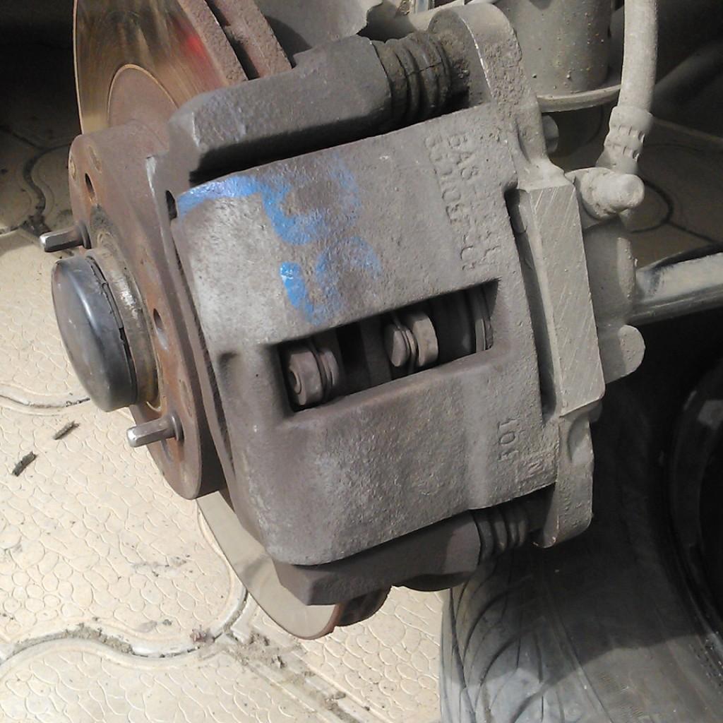 6ad6476s 9601 1024x1024 Самостоятельная замена передних тормозных колодок Датсун он До и ми До