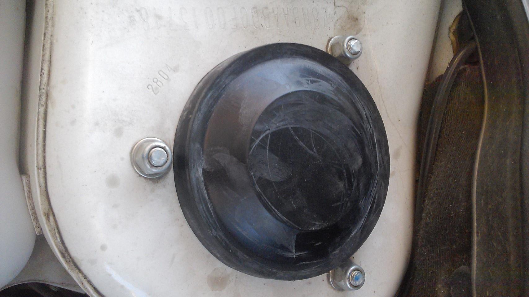 f6210f6s 960 Устанавливаем заглушки на опоры передних стоек Датсун он До и ми До
