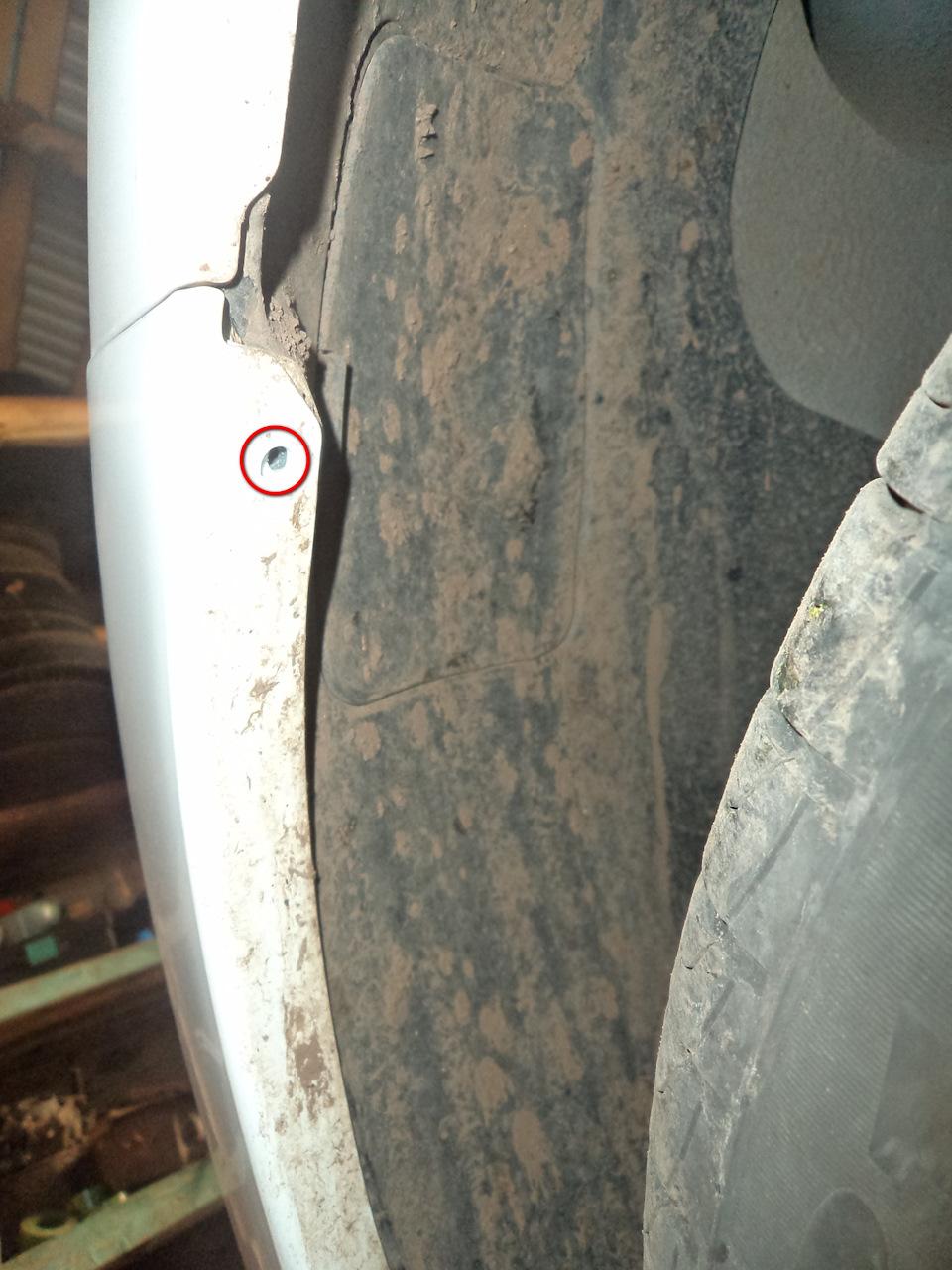 738044es 960 Ставим защитную сетку радиатора на Датсун он До и ми До