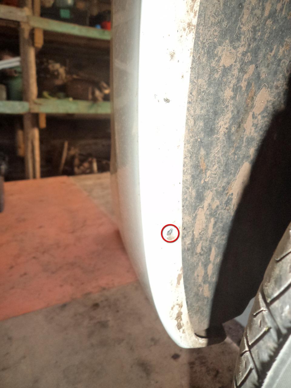 878044es 960 Ставим защитную сетку радиатора на Датсун он До и ми До