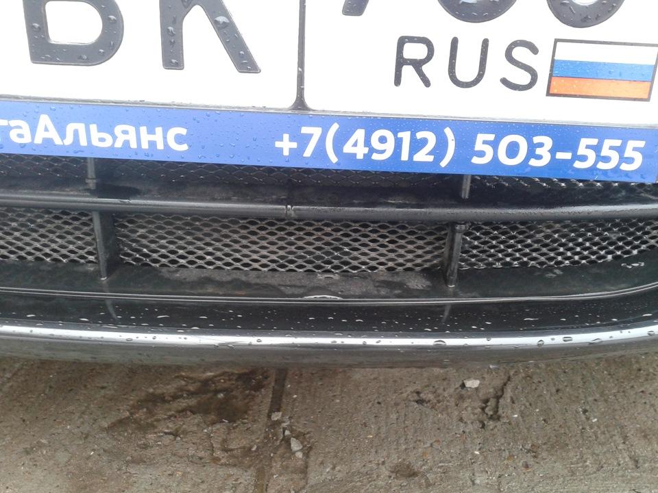 c04b982s 960 Ставим защитную сетку радиатора на Датсун он До и ми До