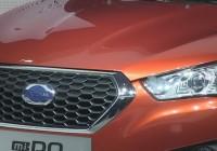 Первое видео о хэтчбеке Datsun mi-DO