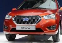 В феврале-марте 2015 года стартует производство Datsun mi-DO