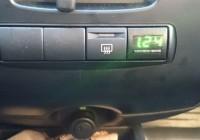 Мини бортовой компьютер для Datsun mi-Do и on-Do