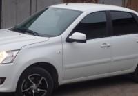 Уплотнители дверей на Datsun mi-Do и on-Do
