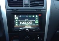 Штатная магнитола на Datsun on-Do и mi-Do — руководство