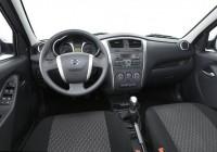 Фото салона Datsun mi-Do и Datsun on-Do — каким будет интерьер?