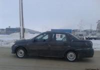 Новый седан Datsun снова замечен на тольяттинских дорогах