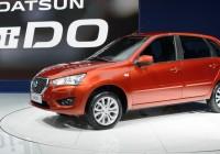 Datsun отчитался о продажах своих моделей в январе
