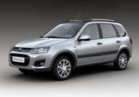 Перелицензирование LADA Kalina Cross в модель Datsun в России